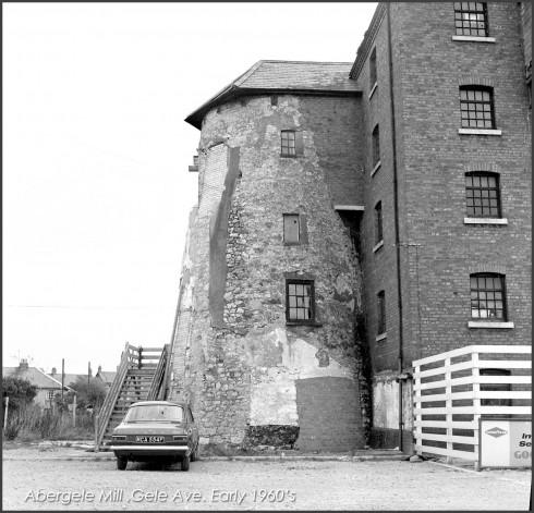 Abergele Mill. Copyright Dennis Parr.