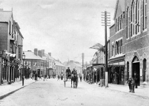 Old view of Market Street