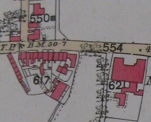 Sea Road Junction 1872